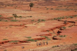 Climate Change May Turn Africa's Dry Sahel Green
