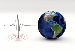 Động đất mạnh 5,9 độ làm rung chuyển cảng Puerto Williams của Chile
