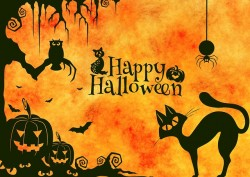 TWENTY INTERESTING THINGS ABOUT... HALLOWEEN!