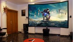 Hướng dẫn lắp đặt phòng chiếu phim tại nhà