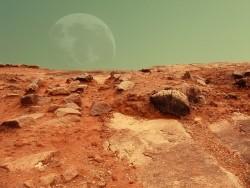Phát hiện kỳ dị mới về người trên sao Hỏa