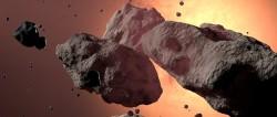 Rocks In Space