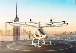 Volocopter: Taxi bay đầu tiên trên thế giới sẽ sớm