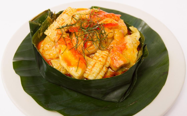 Amok Trey - Một món ăn truyền thống của Campuchia