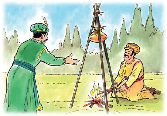 Nồi cơm của Birbal