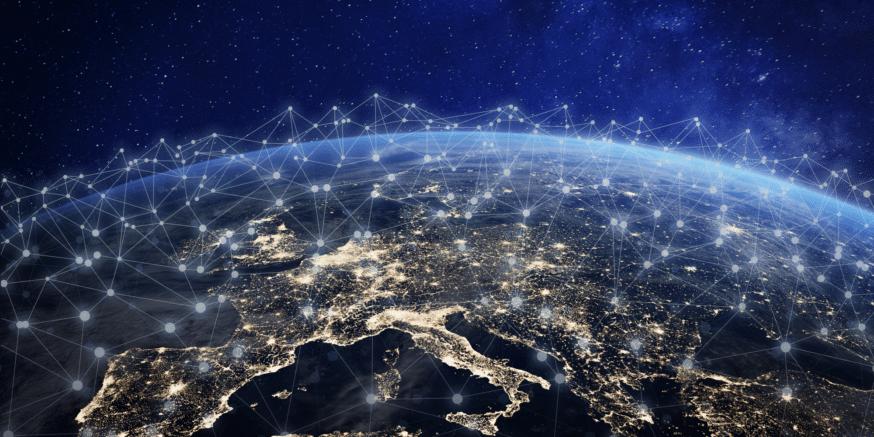 Blockchain Internet