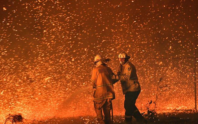 Cháy rừng ở Australia: Mưa lớn đã xuất hiện, trở thành