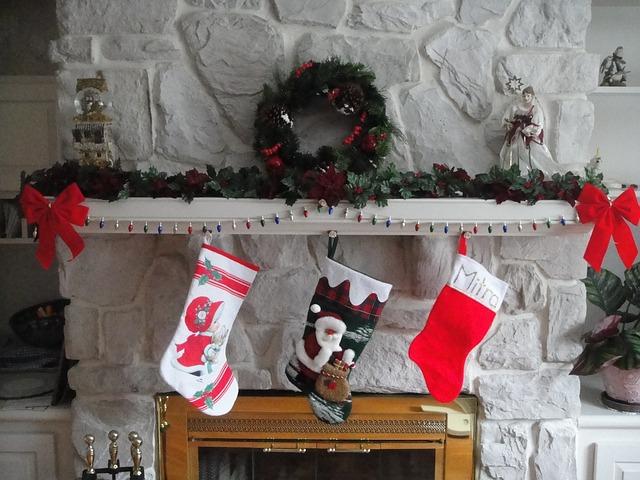Phong tục Treo tất Giáng sinh