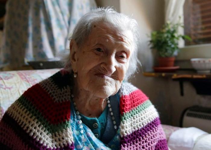 Cụ già cao tuổi nhất thế giới tiết lộ bí quyết để sống lâu