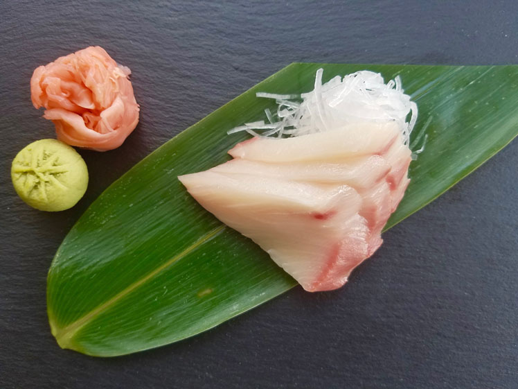 Món cá đặc sản Fukuoka